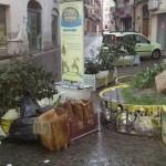 Agrigento, rifiuti in via Atenea e al mercato del venerdì: anno nuovo e problemi vecchi