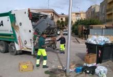 Rifiuti a Porto Empedocle: ripresa la raccolta