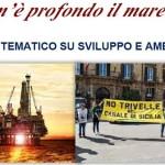 """Agrigento, """"Com'è profondo il mare…"""", Demos e Pd sulle trivellazioni a mare: le proteste del M5S"""