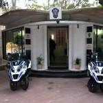 Agrigento, inaugurato il chiosco di Porta di Ponte: presidio di Polizia Municipale e Urp – FOTO