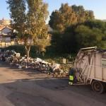 A Lampedusa un nuovo piano per rivoluzionare il servizio di raccolta dei rifiuti