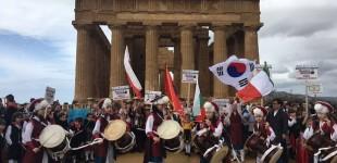 """Al Festival """"I Bambini del Mondo"""" anche i gruppi folkloristici agrigentini"""