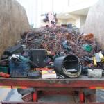 Camion con 3 tonnellate di rame non si ferma all'alt dei Carabinieri nell'agrigentino: arrestati due romeni