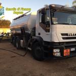 Sequestrati 31 mila litri di gasolio agricolo di contrabbando: denunciate tre persone