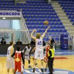 Basket, buon test amichevole per la Fortitudo Moncada Agrigento contro Trapani – FOTO