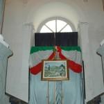 Alla Scala Reale del Libero Consorzio Agrigento esposta l'opera di Gianbecchina ispirata alla Sagra del Mandorlo in Fiore