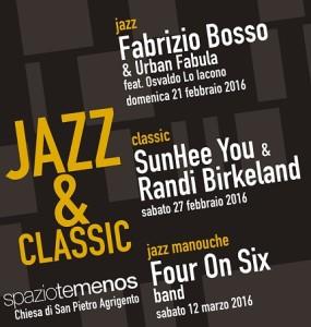 JazzClassic locandina