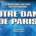 "Agrigento, si presenta il musical ""Notre Dame de Paris"""