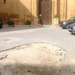 Agrigento, buca di Piazza San Francesco: sistemata entro la prossima settimana
