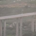 """Agrigento: ciclisti contromano creano scompiglio sul viadotto """"Morandi"""""""