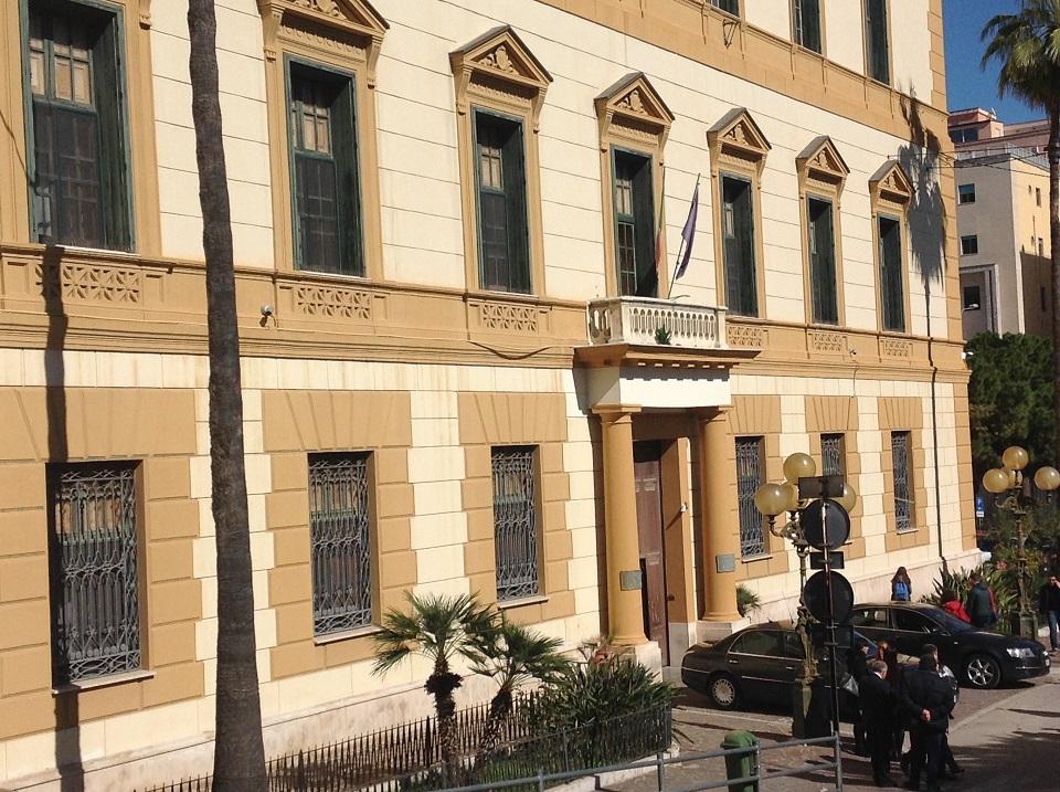 Palazzo della Provincia Agrigento