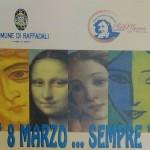 """Festa della Donna: a Raffadali l'iniziativa """"8 marzo sempre"""""""