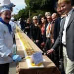 Agrigento la più dolce in assoluto: è Guinness World Record con la torta più lunga – VIDEOINTERVISTA