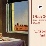 """8 Marzo: """"il piccolo teatro"""" di Agrigento al Circolo Empedocleo per riflettere sul """"pianeta Donna"""""""