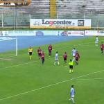 Brutta battuta d'arresto per l'Akragas: finisce 4 a 0 per la Casertana