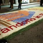 "Agrigento ""petalosa"": piccola infiorata in via Atenea"
