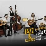 """Agrigento, Jazz&Classic allo spazio Temenos: sabato l'evento conclusivo con i """"Four On Six"""""""