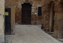 Agrigento, il centro storico si abbellisce: pavimentate le vie Santa Maria dei Greci e Sant'Antonio