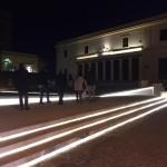 Agrigento, si illumina piazza San Giuseppe