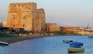 porto empedocle torre