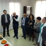 Ospedale di Sciacca, inaugurati i locali del Servizio veterinario e del Centro diurno Alzheimer