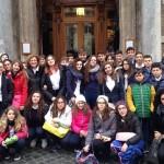 Studenti agrigentini in visita al Senato della Repubblica