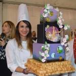 Agrigento, MandorlaFest: Arianna Alderuccio vince il concorso di Cake Design