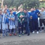 L'Akragas Futsal festeggia la C1: sconfitto anche l'Atletico Campobello – VIDEOINTERVISTE