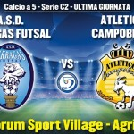 L'Akragas Futsal festeggia in casa la promozione: oggi ultima di campionato – SEGUI LA DIRETTA