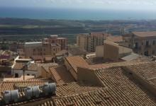 Agrigento, centro storico: cede parte di abitazione