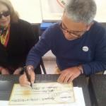 """Agrigento, La Scala (M5S) dona i """"gettoni"""" delle Commissioni ai """"Volontari di Strada"""""""