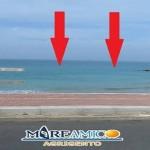 MareAmico, pericolo sulla pista ciclabile di San Leone: manca staccionata di protezione – VIDEO