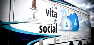 """Anche ad Agrigento la 5^ edizione di  """"Una vita da social"""" la Campagna educativa itinerante sui temi dei social network e del cyberbullismo"""