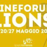 """Ad Agrigento il """"Cineforum Lions"""": la settima edizione dedicata ai nuovi registi italiani"""