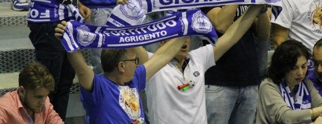 "Akragas e Fortitudo Agrigento insieme: iniziativa per i ""tifosi"" biancoazzurri"