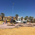 """Agrigento, inaugurata la """"Piccola Isola dei Giganti"""" di San Leone"""