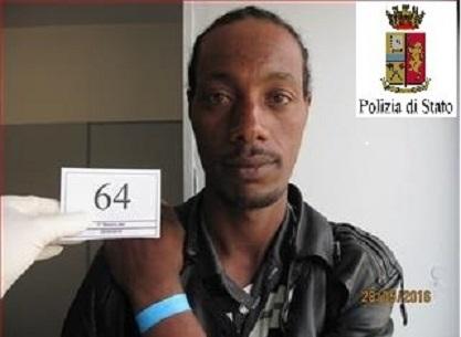 """Migranti, arrestato presunto """"carceriere"""" etiope"""