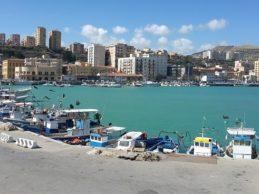 Porto Empedocle, sarà presto completata la darsena di ponente