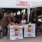 """Agrigento, raccolta di firme per il """"NO"""" al Referendum Costituzionale e all'Italicum"""