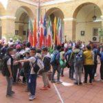 """Libero Consorzio Agrigento: studenti dell'Istituto """"M. Rapisardi"""" di Canicattì visitano la sede istituzionale dell'Ente"""