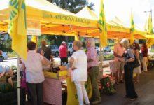 """Agrigento: tornano i mercatini di """"Campagna Amica"""" nelle zone balneari"""