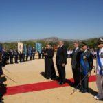 """Agrigento, alla Valle dei Templi celebrata la """"Festa della Repubblica"""""""