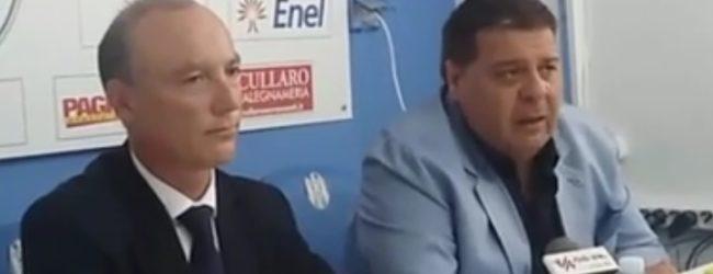 Closing Akragas, Giavarini e Alessi incontrano Roberto Nava