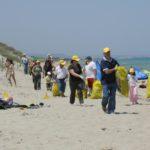 "San Leone : operazione ""spiaggia pulita"" compiuta"