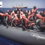 Nuova ondata di migranti: a bordo di nave Aquarius 650 persone