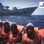 A Trapani circa 600 migranti: un decimo sono minori non accompagnati