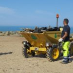Agrigento, al via la pulizia giornaliera delle spiagge di San Leone