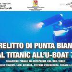 Agrigento, venerdì tavola rotonda sul relitto di Punta Bianca: dal Titanic all'U-boat 73