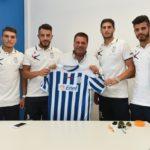 Calciomercato, l'Akragas mette a segno cinque colpi: ecco Carillo, Assisi, Russo, Gomez e Carrotta