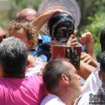 Agrigento, migliaia di fedeli per l'ultima domenica in onore di San Calogero – VIDEO